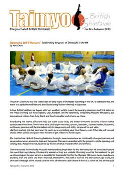 Issue 54 - Autumn 2013