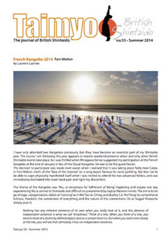 Issue 55 - Summer 2014