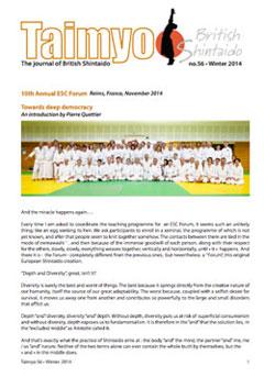 Issue 56 - Winter 2014