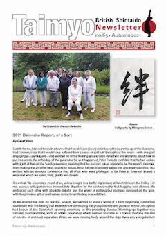 Issue 65 - Autumn 2021